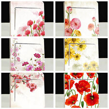 1x Flowers Switch Cover Wall Stickers Light Decor Decals Baby Room Art Mural 3MS