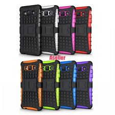 For Samsung Galaxy S3 S3 Neo 3D Shock Skip Proof Grenade Grip Rugged Impact Case