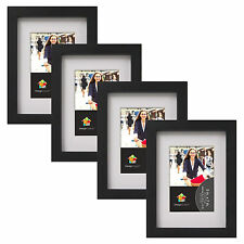 Uniek Gallery Wood Picture Frame Set of 4