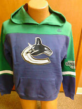 NHL VAncouver Canucks NEW Hooded Sweatshirt Youth Sizes S-XL NWT