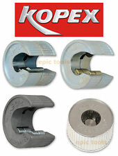 KOPEX 15mm,22mm,28mm UK Made Copper Tube Pipe Slice Hand Cutter Or Pipe Prep