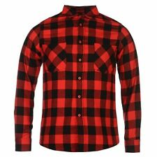 Peaked Apparel Mens Shirt Long Sleeve Shirts Flannel Button Top Clothing