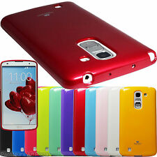 Goospery Mercury Glossy Glitter Shiny Pearl Jelly Phone Case Cover For LG G Pro2
