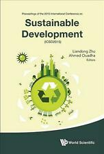 Sustainable Development - Proceedings of the 2015 International Conference (Icsd