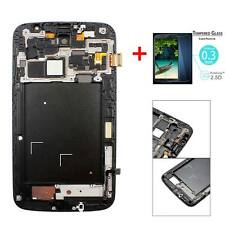 Touch Screen Digitizer LCD Display + Frame For Samsung Galaxy Mega 6.3 i9200