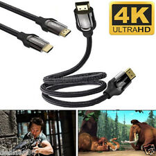 18Gbps HDMI Cable V2.0 4K@60Hz 3D 1080P- HDTV LCD LED For XBOX PS4 BLUERAY Lot