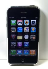 Apple iPhone 2G (1st Generation), 3G, or 3GS | White / Black | AT&T or Unlocked