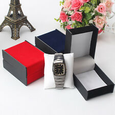 High Quality Gift Case Jewelry Storage Holder Display Case Wrist Watches Boxes