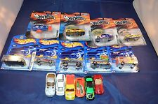 Lot of 15 Vintage Hot Wheels and Matchbox Toy Cars