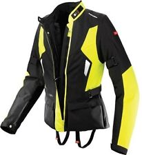 Spidi Ladies Voyager Jacket Hi-Vis Yellow Medium M D121-486-M