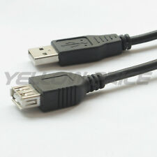 High Speed USB 2.0 Extension Cable AMAF Type A Male/Female Cord for HardDisk 6ft