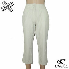 O'NEILL BOARD BABES 'SURFY PANT' 3/4 TROUSERS CAPRI UK 8 10 12 SURF BNWT RRP £40