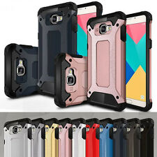 Shockproof Hybird Rugged Armor Rubber PC Back Case Cover Skin For Samsung Galaxy
