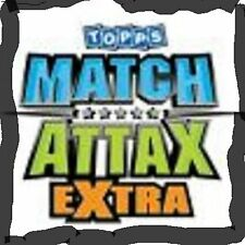 Match Attax   2007/2008  MAN OF THE MATCH EXTRA  CARD   *CHOOSE YOUR CARD*