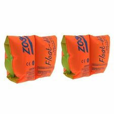Zoggs Junior Float Bands Swimming Armbands Inflatables Accessories