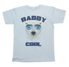 DADDY COOL Fathers T-Shirt Gift For Dad Birthday Fathers Day Christmas