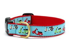 Dog Puppy Design Collar - Up Country - Made In USA - Scooter - Choose Size
