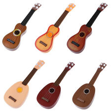 Mini Plastic Kids Baby Guitar Toys String Musical Instruments Toy Gift Xmas