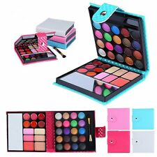 32 Color Eye Shadow Palette Smoky Eyeshadow Professional Makeup with brush