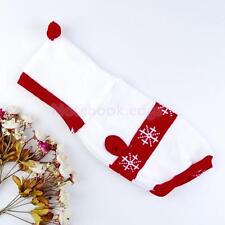Pet Dog Hoodie Sweater Knitwear Apparel Clothes Winer Snowflake Size S/M/L