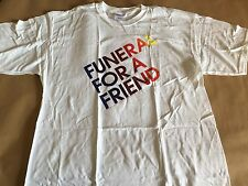 Funeral For A Friend T Shirt In White New