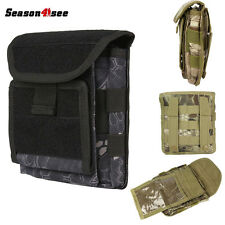 1000D NylonTactical Military Admin Magazine Pouch Storage Case Outdoor Sports