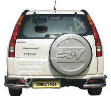 Honda Crv Cr-V Embossed S/S Rear Spare Wheel Tyre Tire Cover Style Accessory