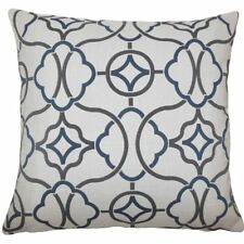 The Pillow Collection Fearghus Geometric Throw Pillow