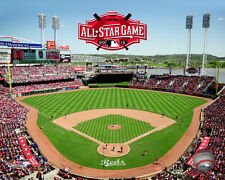 Great American Ball Park Cincinnati Reds 2015 MLB All Star Game Photo SC097