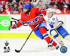 P.K. Subban Montreal Canadiens 2015 NHL Playoff Action Photo RY087 (Select Size)