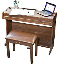 Chase CDP-160 Digital Electric Piano Desk In Colour Black Brown White Blue Pink!