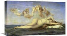 'The Birth of Venus' by Alexandre Cabanel Painting Print on Wrapped Canvas
