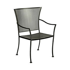 Woodard Amelie Stacking Dining Arm Chair