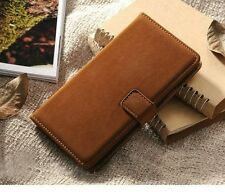 Vintage Leather Flip Card Wallet Case Cover For Samsung Galaxy Note III 3 N9000