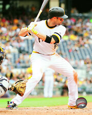 Neil Walker Pittsburgh Pirates 2015 MLB Action Photo RX038 (Select Size)