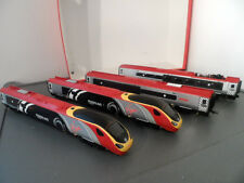 Hornby ex r1155 set alstrom pendolino 4 car train class 390 only dcc ready