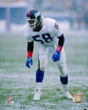 Carl Banks New York Giants NFL Licensed Fine Art Prints (Select Photo & Size)