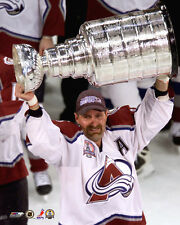 Ray Bourque Colorado Avalanche NHL Licensed Fine Art Prints (Select Photo/Size)