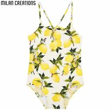 Girls Swimsuit Toddler Swimwear 2016 Girls Baby Bathing Suit Poppy Floral Bikini