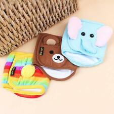 Cotton Puppy Belly Wrap Band Dog Nappy Diaper Sanitary Pants for Puppy