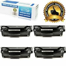 4PK Toner Cartridges For Canon FX9 / FX10 / C104 ImageClass D420 MF4150 MF4270