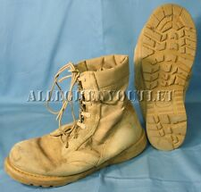 Lot US Military Army Desert Tan Sierra JUNGLE COMBAT BOOTS Vibram ACCEPTABLE