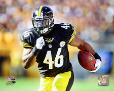 Will Johnson Pittsburgh Steelers NFL Fine Art Prints (Select Photo & Size)