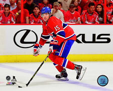 P.A. Parenteau Montreal Canadiens 2014-2015 NHL Action Photo RI121 (Select Size)