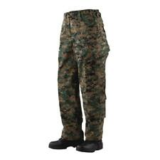 Tru-Spec 1268 Tactical Response Uniform (TRU) Pants, Woodland Digital Camo