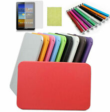 "PU Leather Case Cover Stand For Samsung Galaxy Tab 2 7.0 7"" P3113 P3110 P3100"