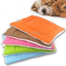 Pet Dog Cat Bed Puppy Cushion Pet House Soft Kennel Mat Pad Summer 5 Color S/M/L