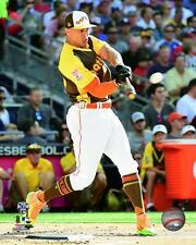 Giancarlo Stanton Miami Marlins 2016 MLB ASG HR Derby Photo TE048 (Select Size)