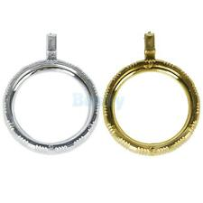 10pcs 38mm Dia. Window Door Curtain Drapery Rod Rings with Eyelet Gold Silver