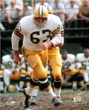 Fuzzy Thurston Green Bay Packers NFL Action Photo (Select Size)